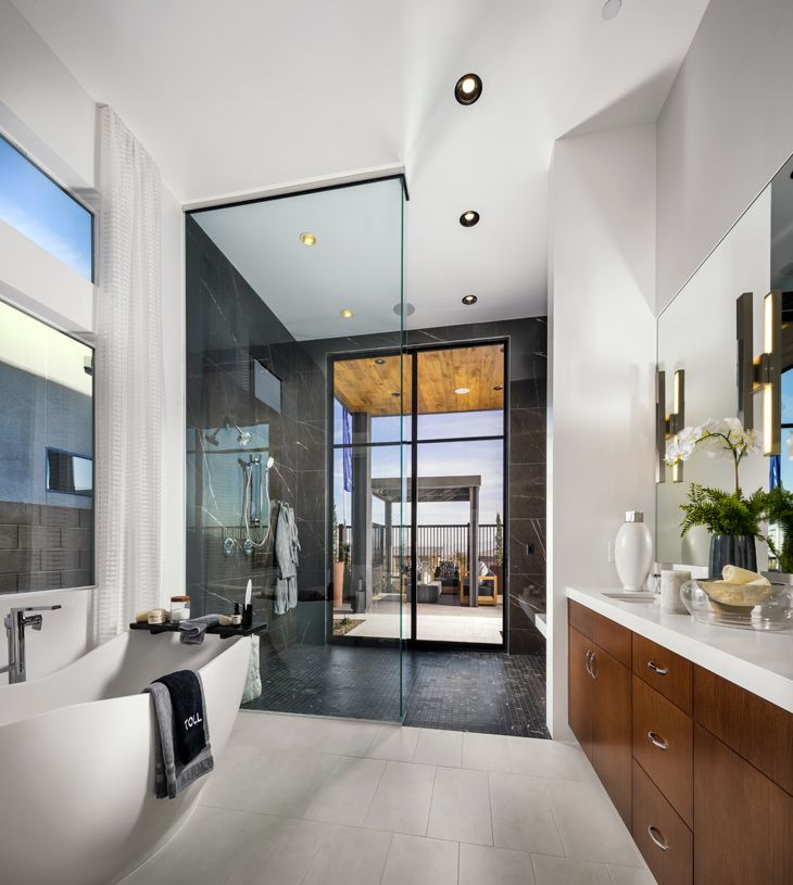Bathroom featured in the Cascade By Toll Brothers in Las Vegas, NV