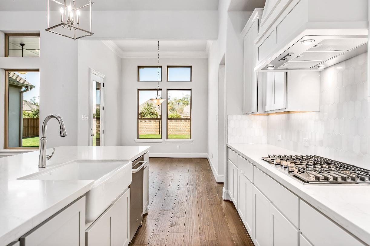 Kitchen featured in the Emery By Toll Brothers in Houston, TX