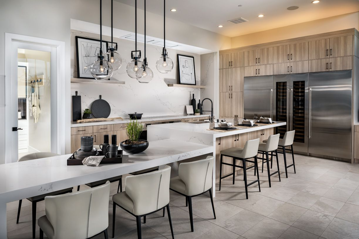 Kitchen featured in the North By Toll Brothers in Las Vegas, NV