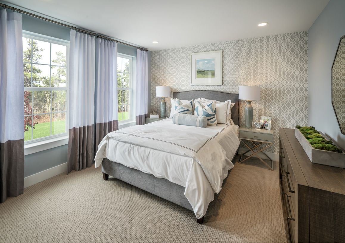 Bedroom featured in the Mapleton By Toll Brothers in Chicago, IL