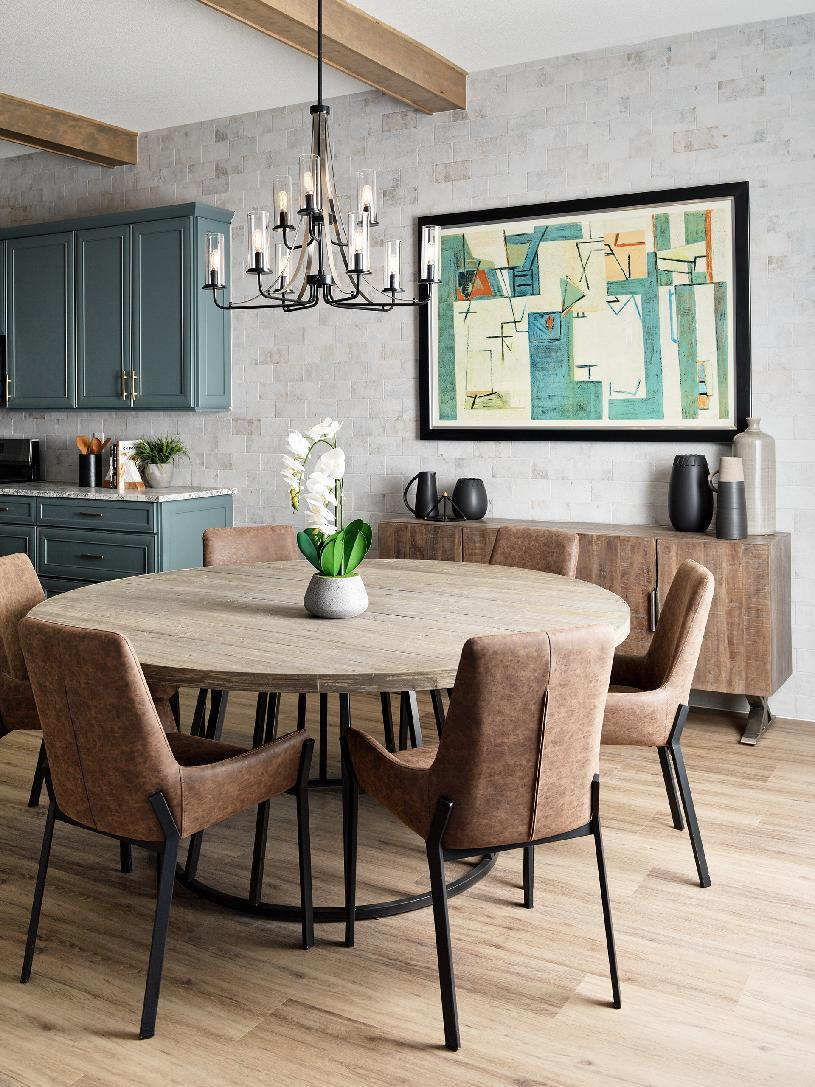 Living Area featured in the Boyd By Toll Brothers in Denver, CO