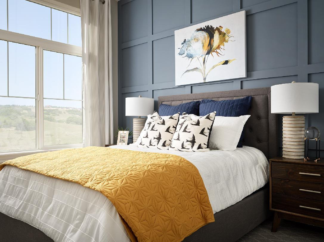 Bedroom featured in the Boyd By Toll Brothers in Denver, CO