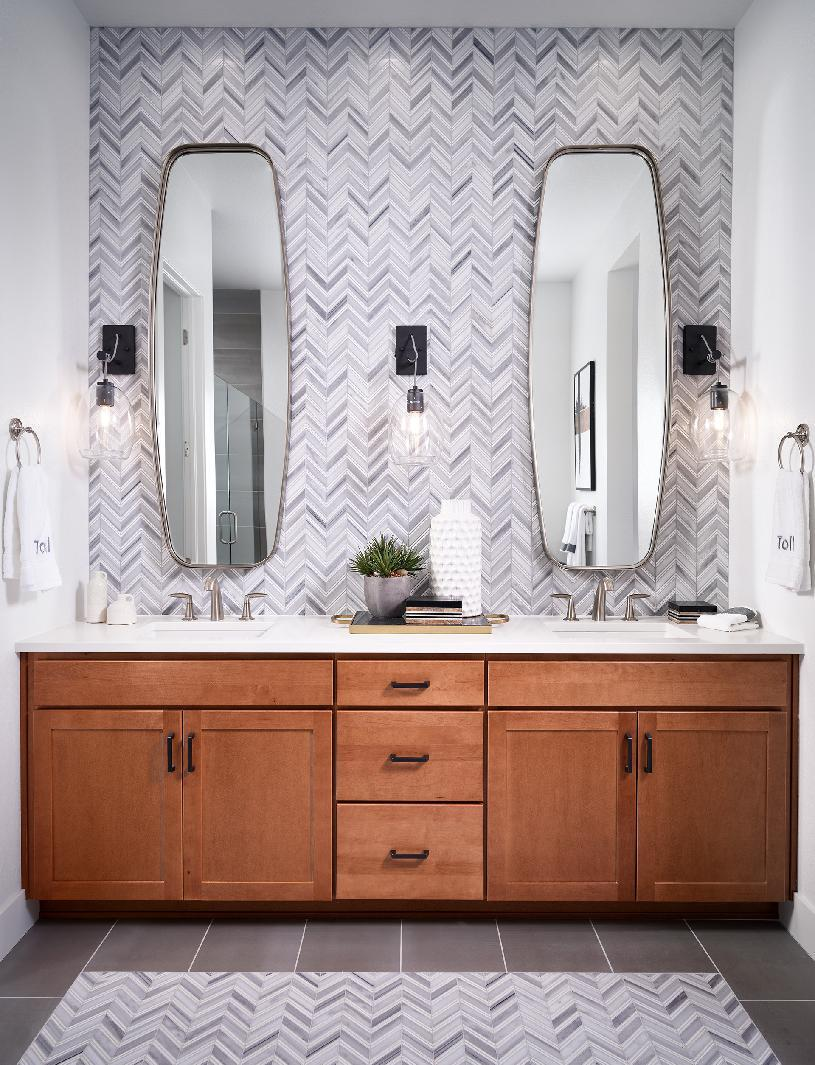 Bathroom featured in the Whitley By Toll Brothers in Fort Collins-Loveland, CO