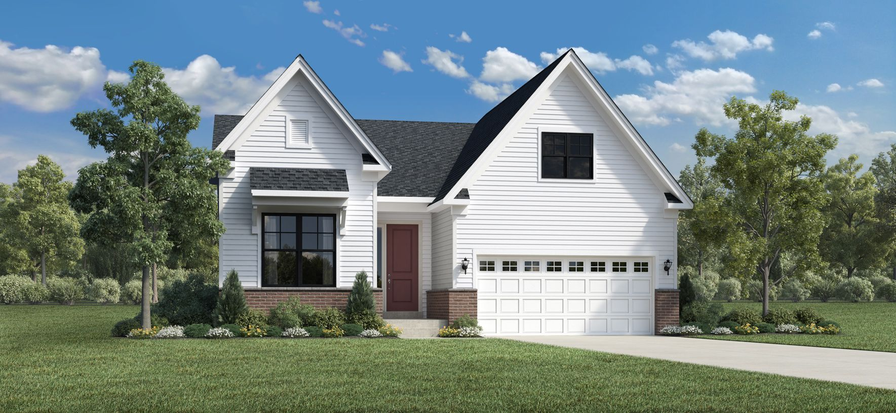 Exterior featured in the Wyndwood By Toll Brothers in Chicago, IL