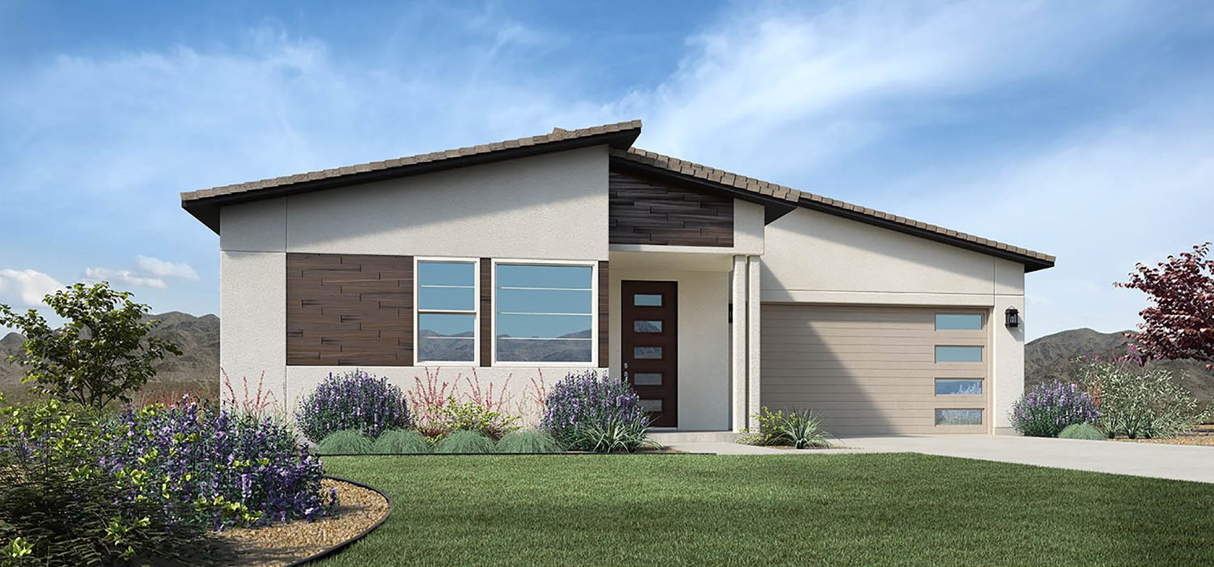 Exterior featured in the Oakboro By Toll Brothers in Phoenix-Mesa, AZ