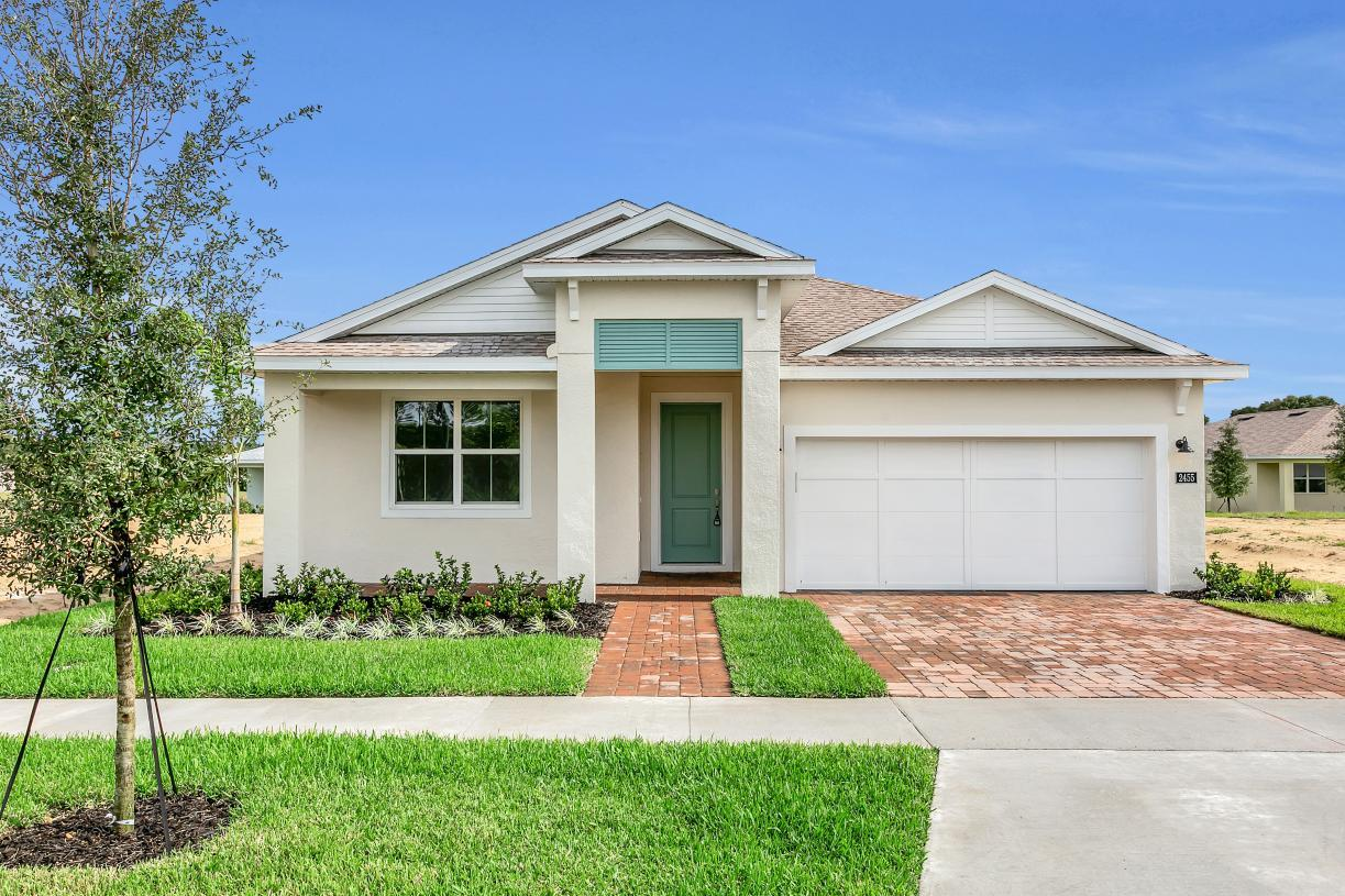 Exterior featured in the Holden By Toll Brothers in Orlando, FL