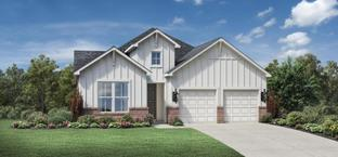 Leighton - Woodson's Reserve - Villa Collection: Spring, Texas - Toll Brothers