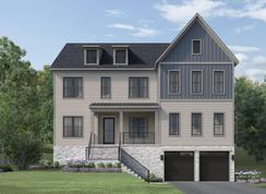 Linganore Modern Farmhouse - Retreat at McLean & Mehr Farm: McLean, District Of Columbia - Toll Brothers