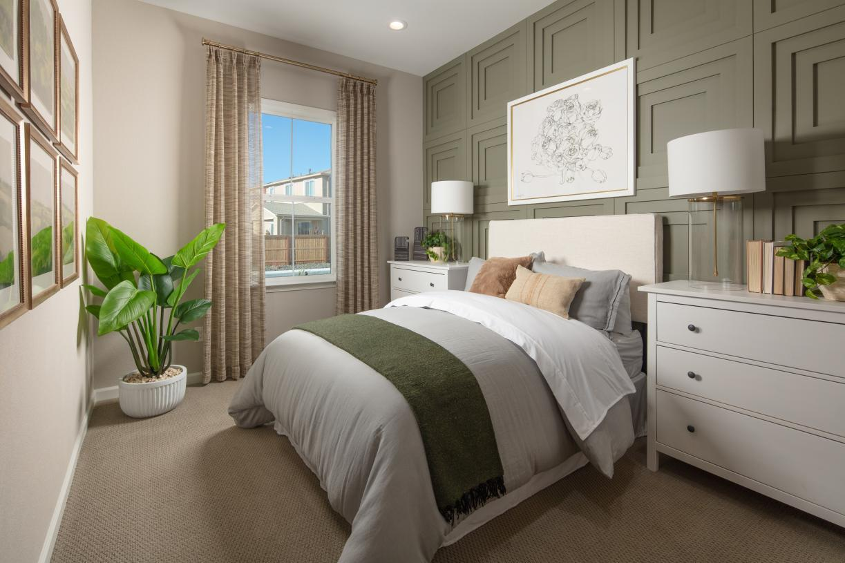 Bedroom featured in the San Ramon By Toll Brothers in Reno, NV