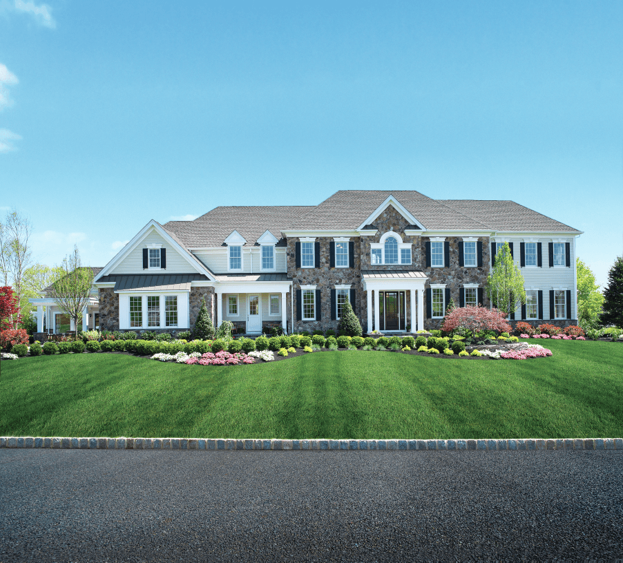 Exterior featured in the Weatherstone By Toll Brothers in Monmouth County, NJ