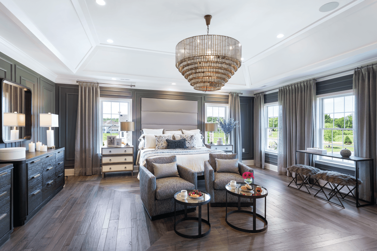 Bedroom featured in the Weatherstone By Toll Brothers in Monmouth County, NJ