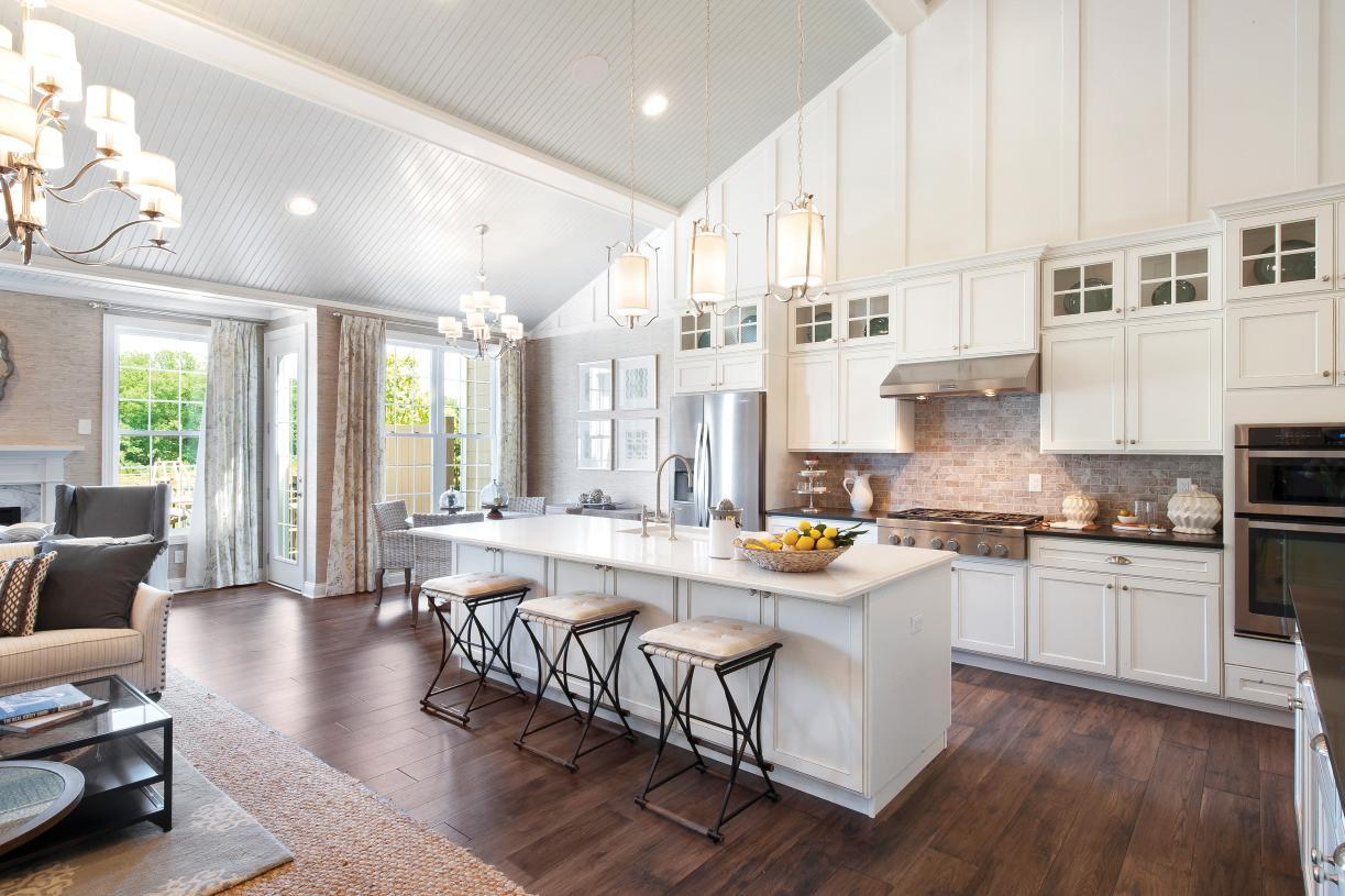 Kitchen featured in the Newton Farmhouse By Toll Brothers in Monmouth County, NJ