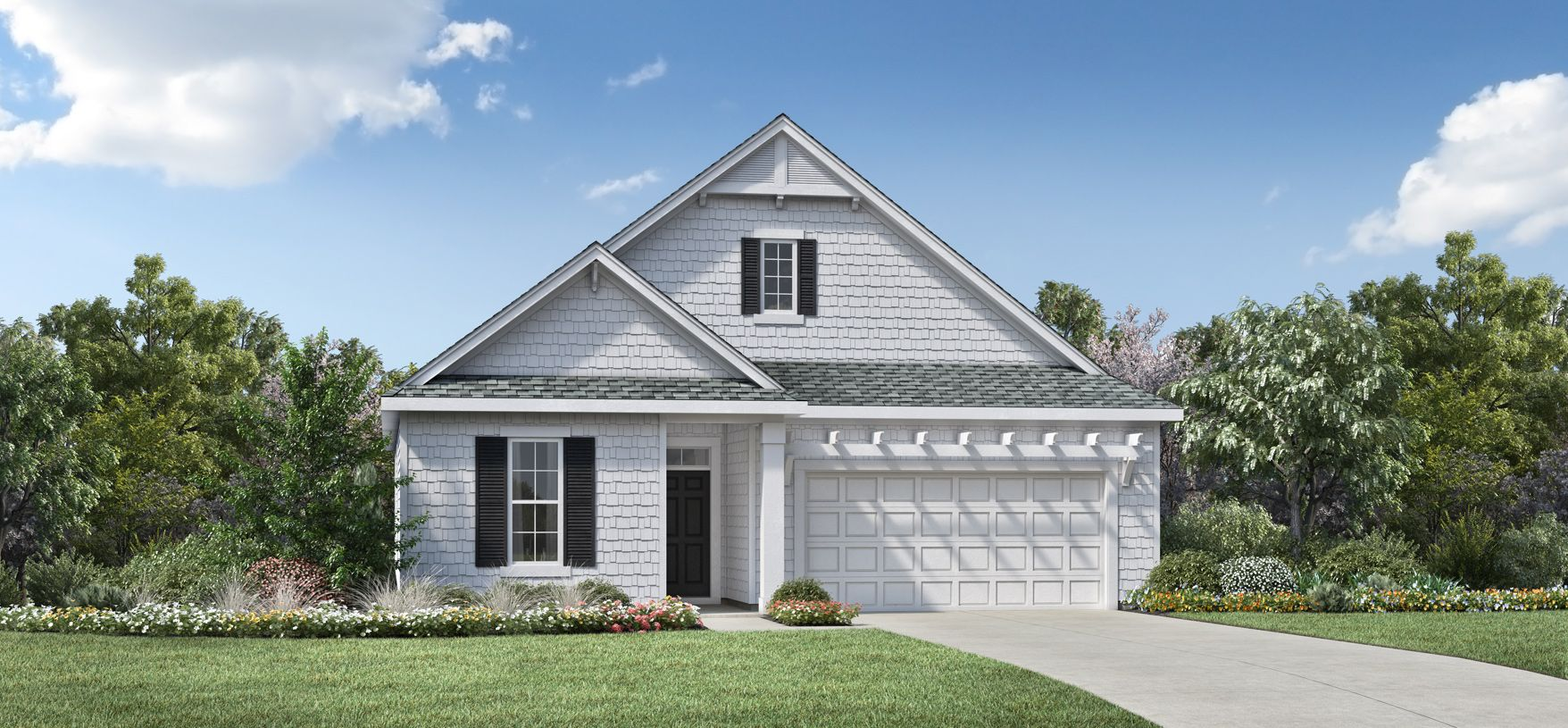 Exterior featured in the Maron By Toll Brothers in Raleigh-Durham-Chapel Hill, NC