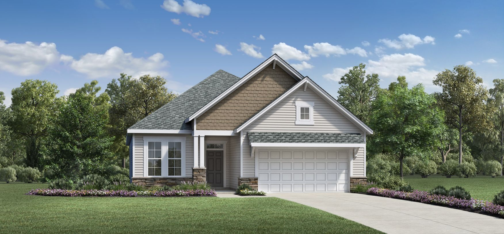 Exterior featured in the Vogal By Toll Brothers in Raleigh-Durham-Chapel Hill, NC