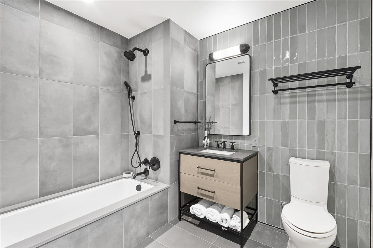 Bathroom featured in the 6A By Toll Brothers in Hudson County, NJ