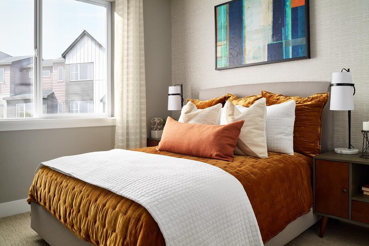 Bedroom featured in the Wellshire By Toll Brothers in Boulder-Longmont, CO