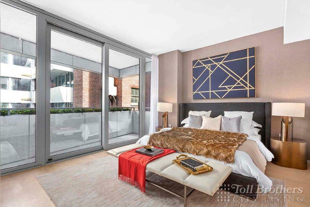 Bedroom featured in the S901 By Toll Brothers in New York, NY