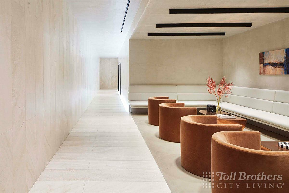 Living Area featured in the S901 By Toll Brothers in New York, NY