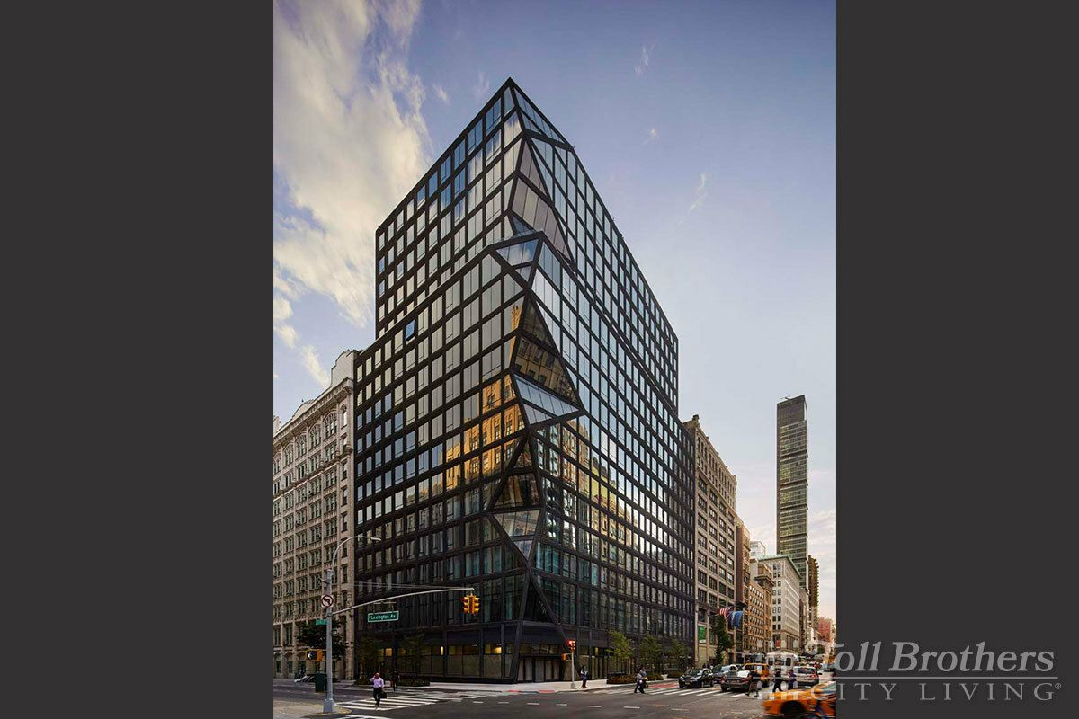 Exterior featured in the S901 By Toll Brothers in New York, NY