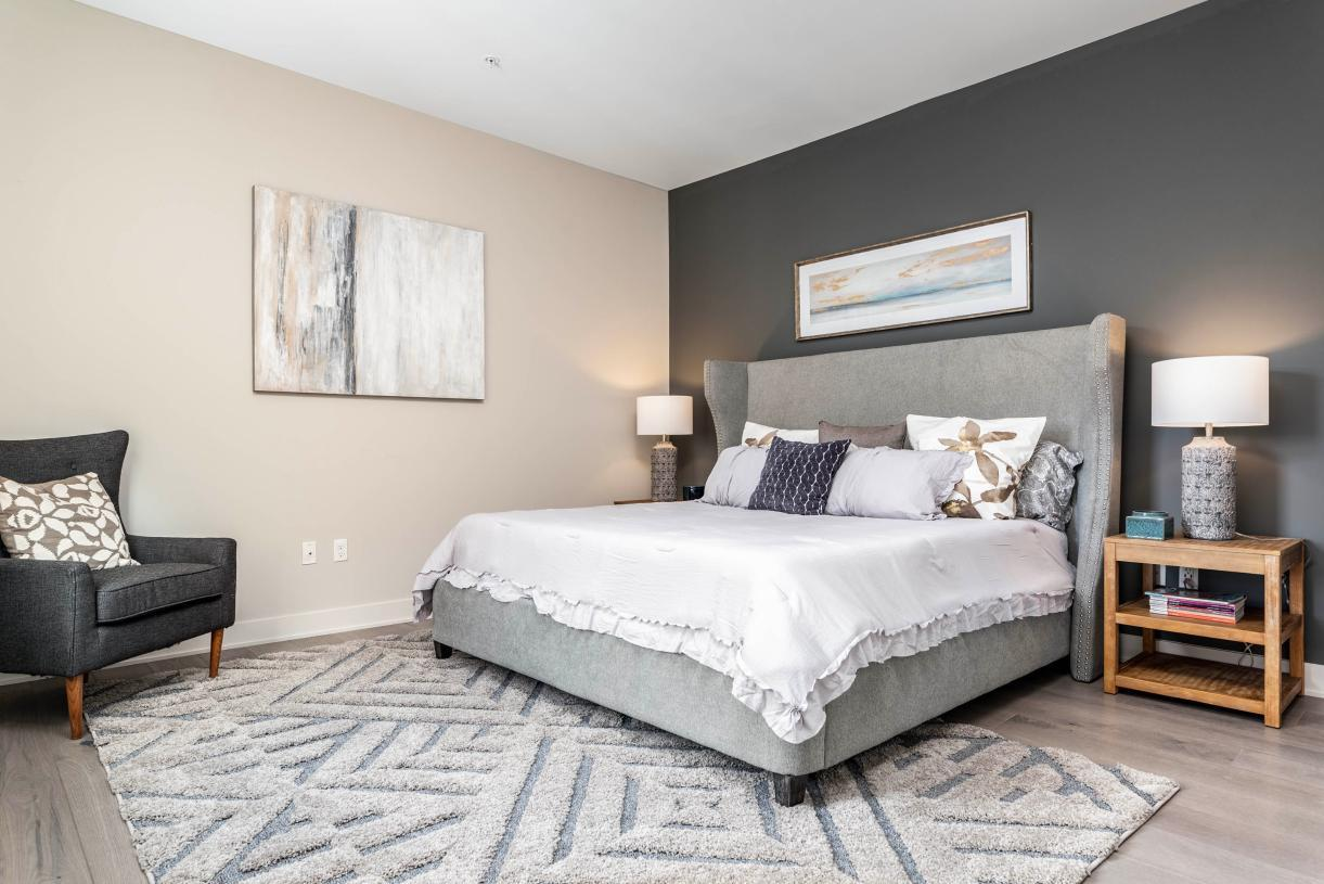 Bedroom featured in the 1C By Toll Brothers in Philadelphia, PA