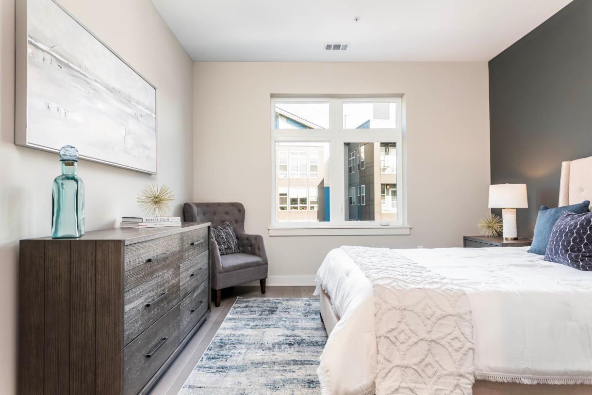 Bedroom featured in the 2A By Toll Brothers in Philadelphia, PA