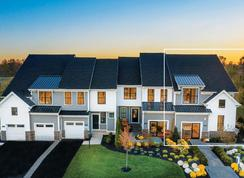 Belliotti - Reserve at Center Square - The Villages Collection: Eagleville, Pennsylvania - Toll Brothers