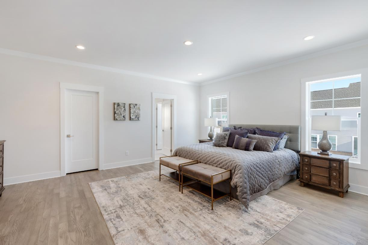 Bedroom featured in the Stanford By Toll Brothers in Ann Arbor, MI