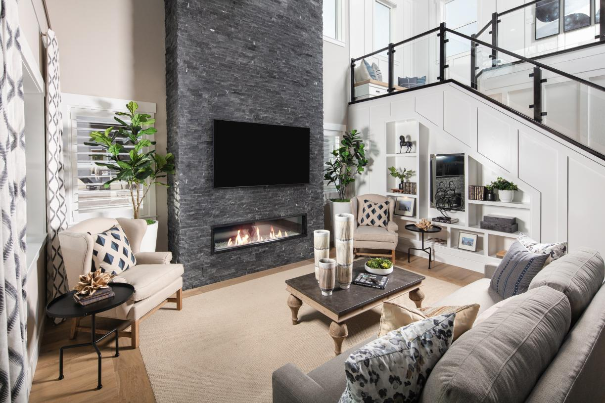 Living Area featured in the Essex Elite By Toll Brothers in Reno, NV