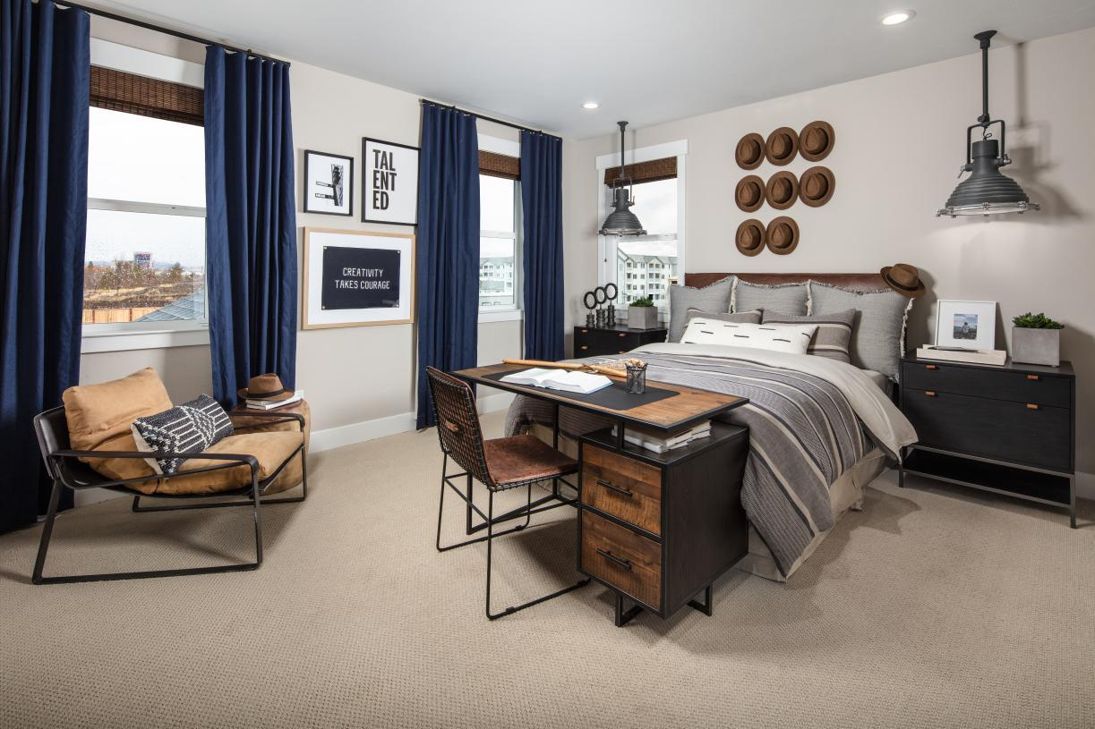 Bedroom featured in the Essex Elite By Toll Brothers in Reno, NV