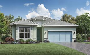Regency at Avenir - Palms Collection by Toll Brothers in Palm Beach County Florida