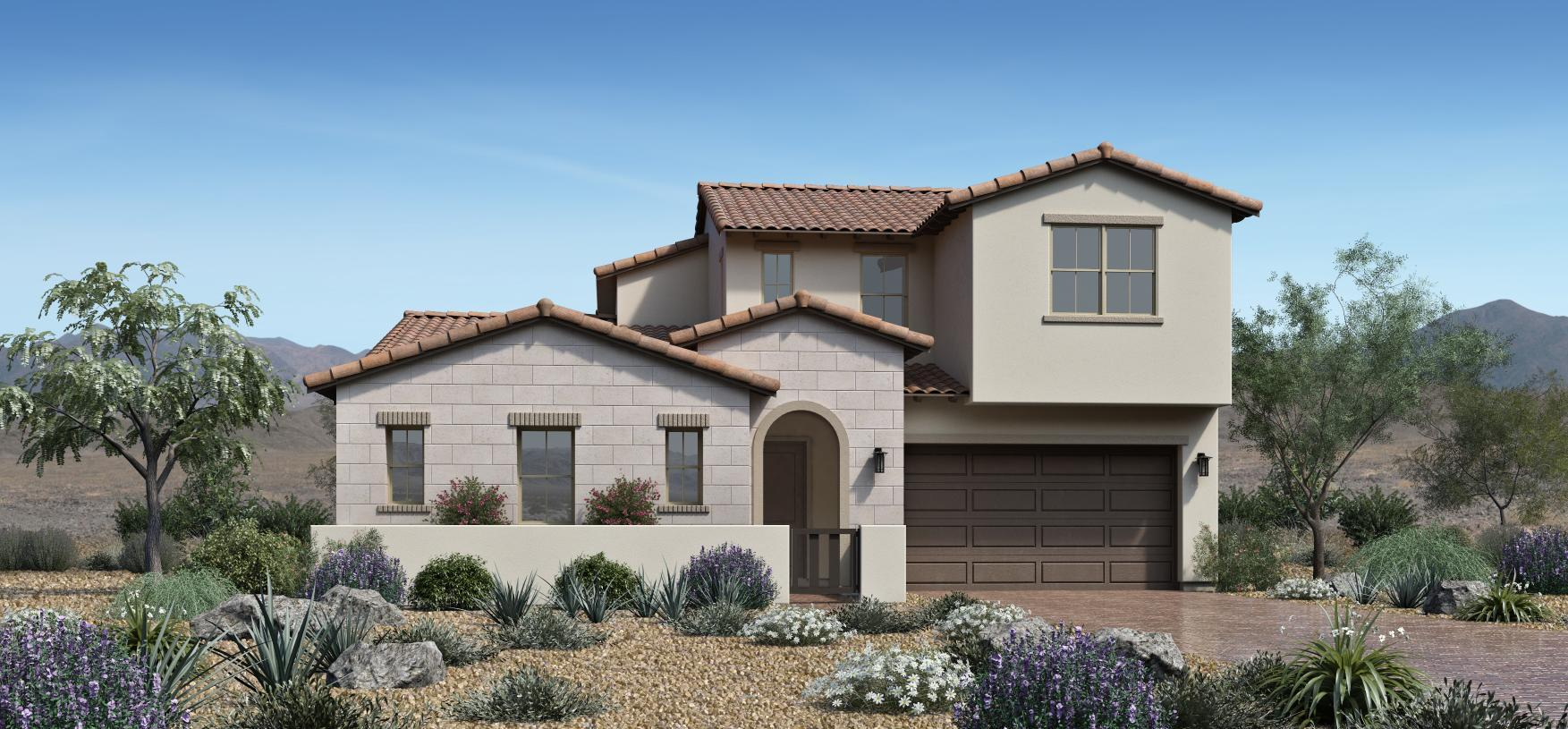 Exterior featured in the Torre Elite By Toll Brothers in Las Vegas, NV