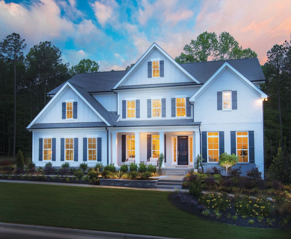 'Willow Hills' by Toll Brothers-NC - RALEIGH in Raleigh-Durham-Chapel Hill