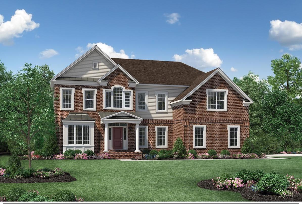 Exterior featured in the Duke By Toll Brothers in Raleigh-Durham-Chapel Hill, NC
