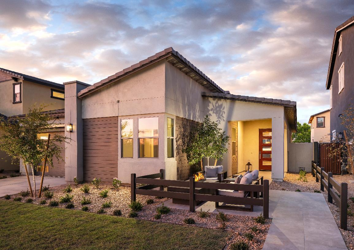 'Preserve at San Tan - Peralta Collection' by Toll Brothers-ARIZONA in Phoenix-Mesa