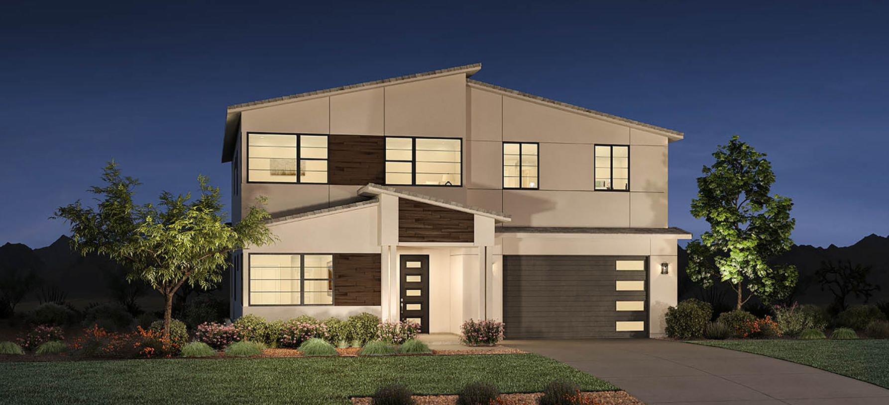 Exterior featured in the Claremont By Toll Brothers in Phoenix-Mesa, AZ