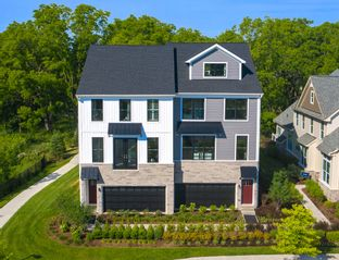 Fulton - North Oaks of Ann Arbor - The Townhome Collection: Ann Arbor, Michigan - Toll Brothers