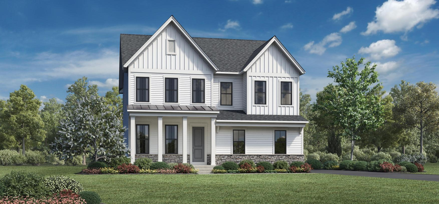 Exterior featured in the Paoli By Toll Brothers in Philadelphia, PA