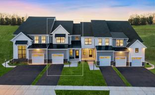 Cadence - Reserve at Center Square - The Villages Collection: Eagleville, Pennsylvania - Toll Brothers
