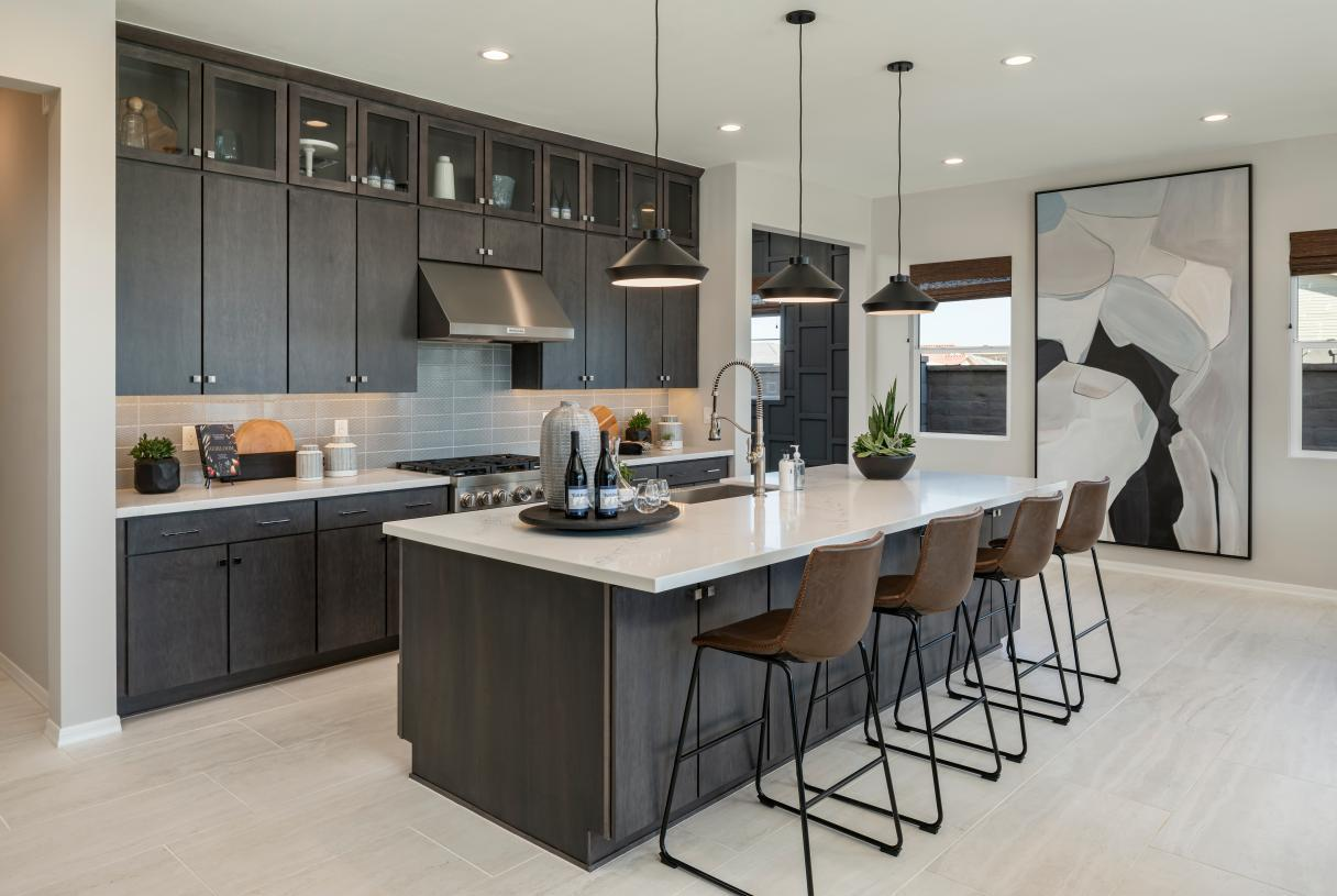Kitchen featured in the Catalan By Toll Brothers in Phoenix-Mesa, AZ