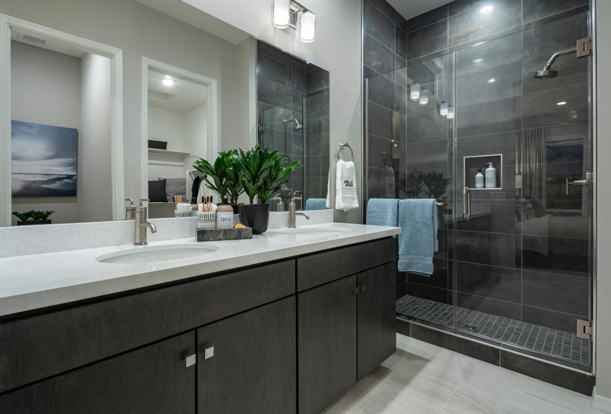 Bathroom featured in the Catalan By Toll Brothers in Phoenix-Mesa, AZ