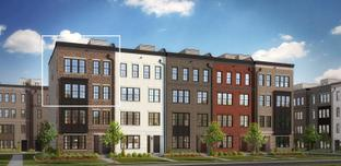 Walney - Metro Walk at Moorefield Station - Lofts: Ashburn, District Of Columbia - Toll Brothers