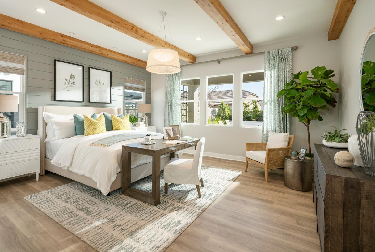 Bedroom featured in the Savannah By Toll Brothers in Phoenix-Mesa, AZ
