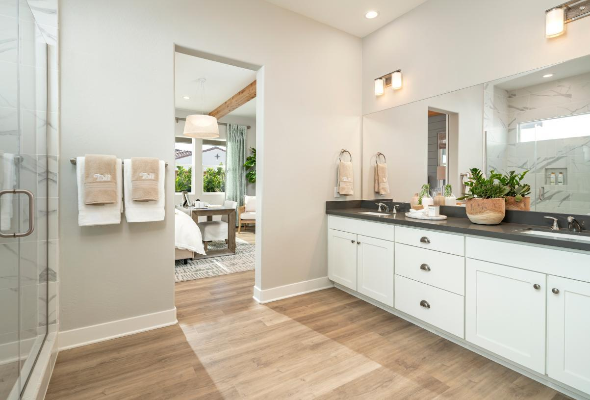 Bathroom featured in the Savannah By Toll Brothers in Phoenix-Mesa, AZ