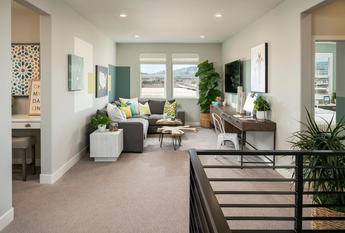 Living Area featured in the Savannah By Toll Brothers in Phoenix-Mesa, AZ