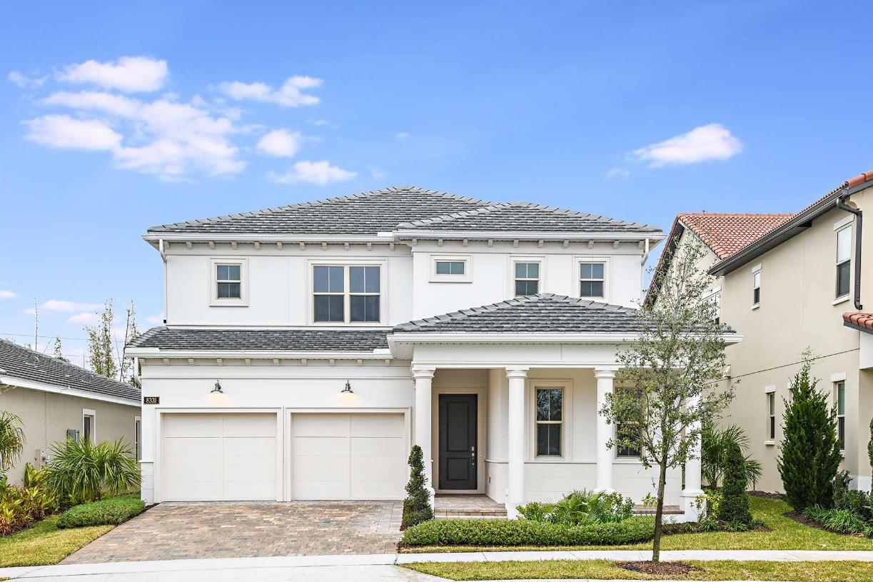 Exterior featured in the Madeira By Toll Brothers in Orlando, FL