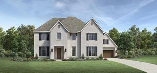 Ashby - Sienna - Executive Collection: Missouri City, Texas - Toll Brothers