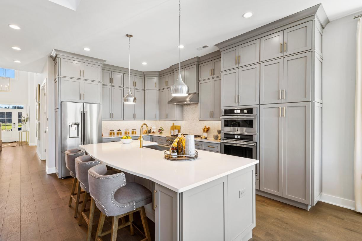Kitchen featured in the Bloomingdale By Toll Brothers in Monmouth County, NJ