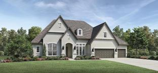 Emery - Woodson's Reserve - Executive Collection: Spring, Texas - Toll Brothers