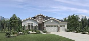 Drake - Toll Brothers at Inspiration - Boulder Collection: Aurora, Colorado - Toll Brothers