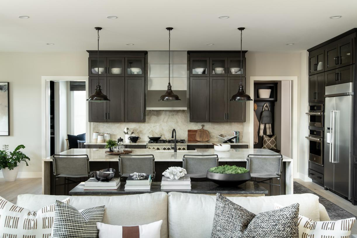 Living Area featured in the Parkhurst By Toll Brothers in Baltimore, MD